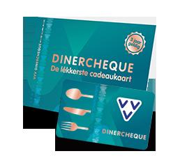 Vvv Dinercheque Vvv Nederland